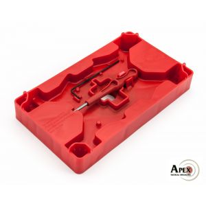 Armorer's Tray & Pin Punch