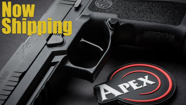 Apex Shipping New Forward Set Trigger Bar Kits for Sig Sauer P320