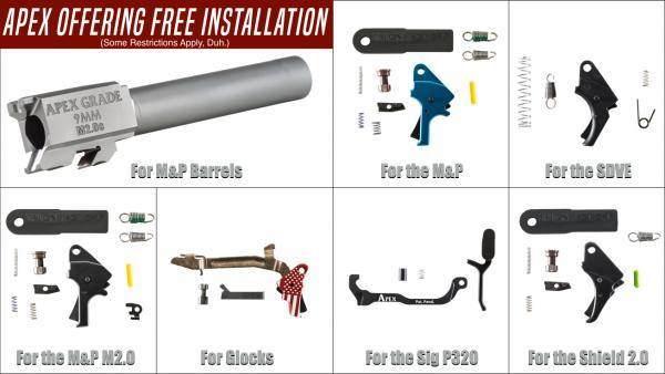 Free Installation Service for a Limited Time