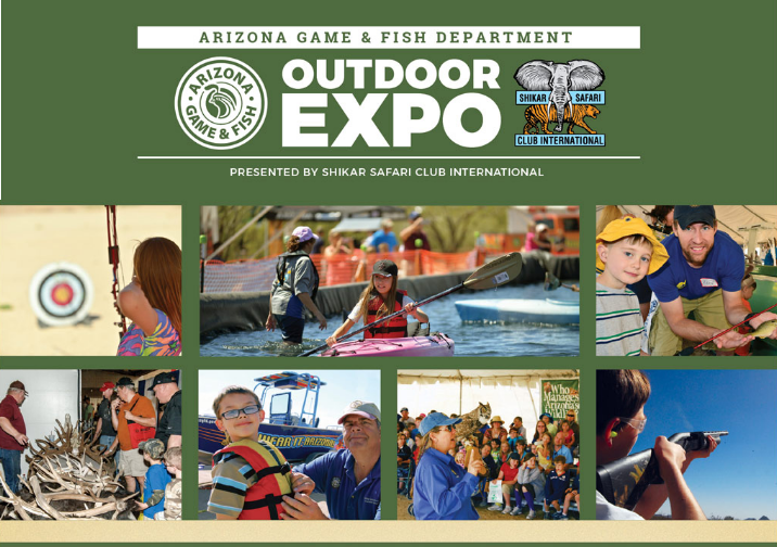 Apex Exhibiting At 2018 Arizona Game and Fish Dept. Outdoor Expo