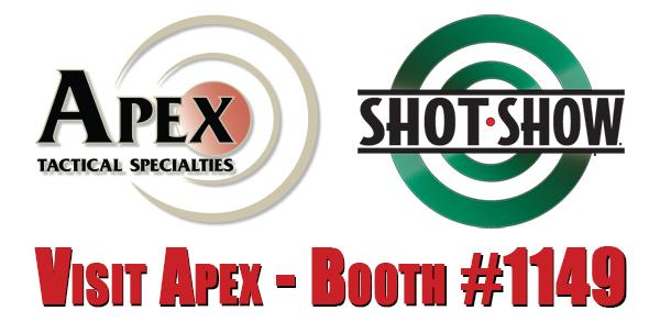 Apex Exhibiting At 2020 SHOT Show