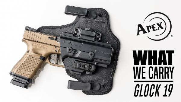 What We Carry: Glock 19