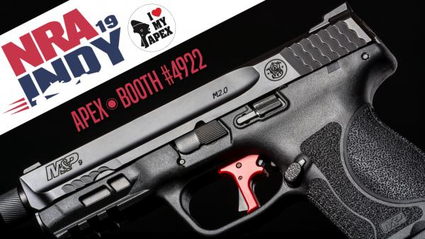 Apex Headed To Indy For 2019 NRA Show