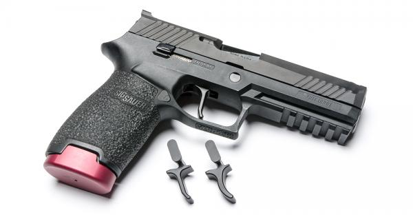 Apex Reduces Trigger Pull Weight With Two New Triggers for Sig P320