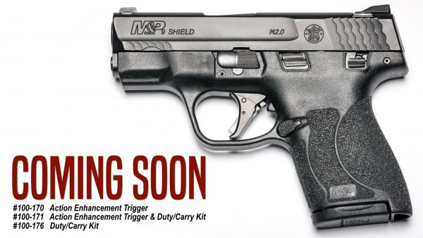 Apex Announces New Trigger Kit for Smith & Wesson M&P Shield 2.0