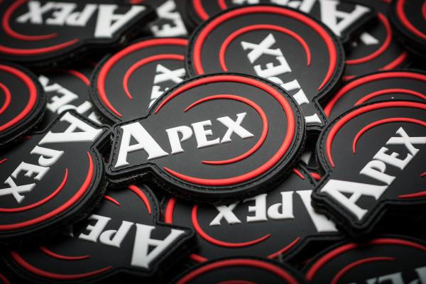New Apex PVC Patches Have Arrived
