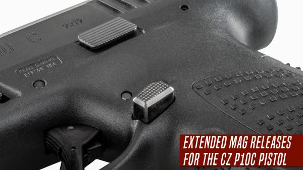 Apex Announces Extended Mag Releases for CZ P10c