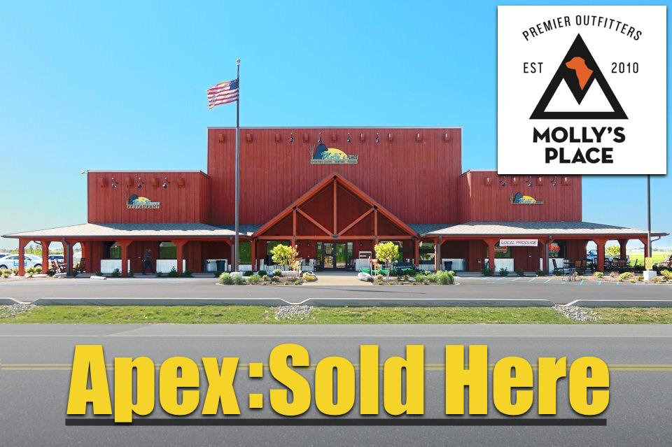 Molly's Place Joins Apex's Growing Stocking Dealer Network