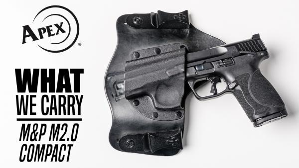 What We Carry: M2.0 Compact