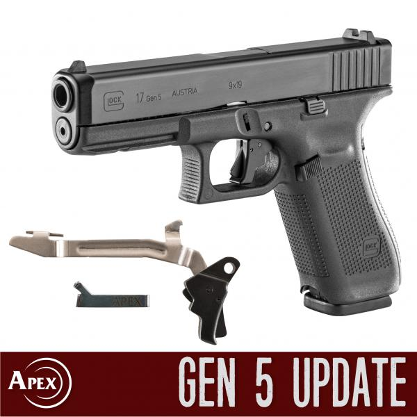 Apex Update On Gen 5 Glock Trigger
