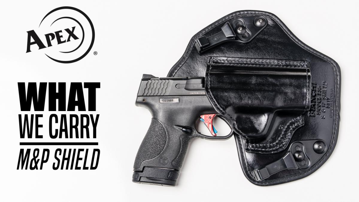 What We Carry: M&P Shield #3