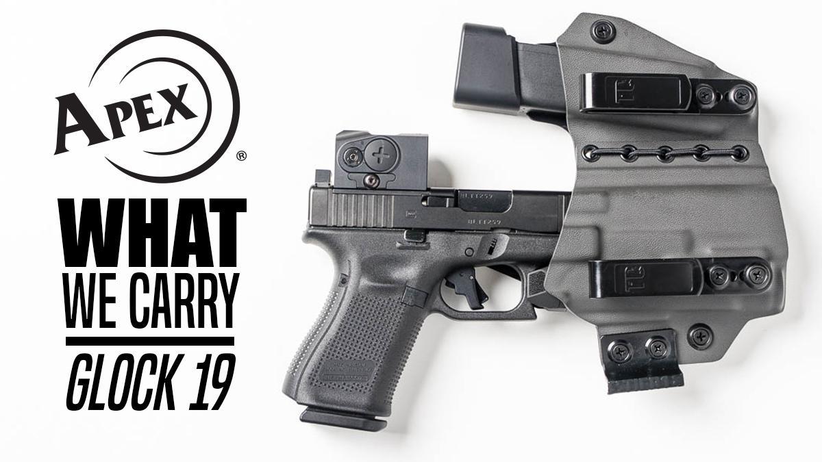 What We Carry: Glock 19 Gen 5 MOS