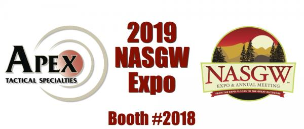 Apex Exhibiting At 2019 NASGW Expo