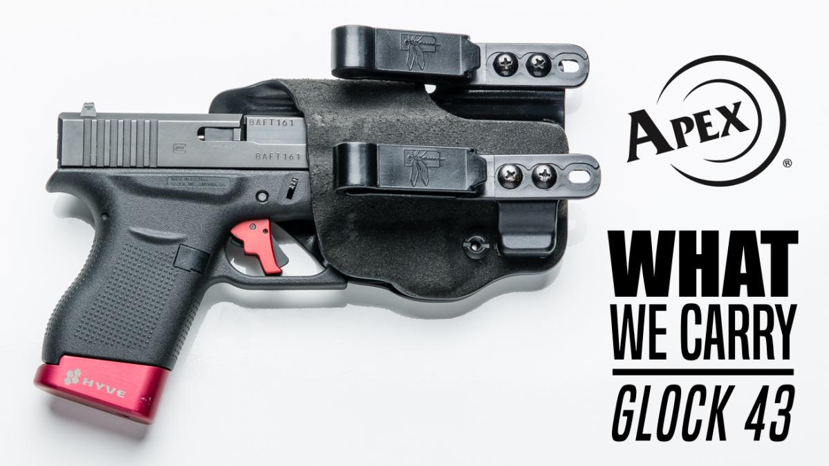 What We Carry: Glock 43