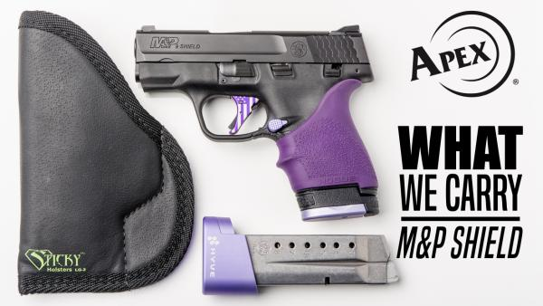 What We Carry: M&P Shield #2