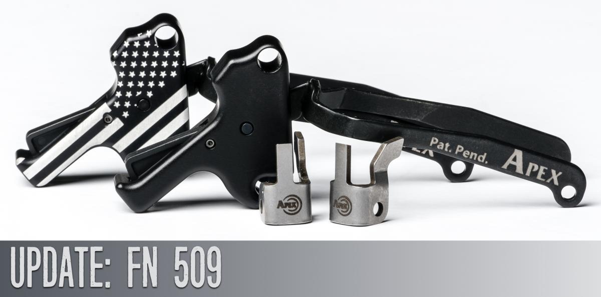 FN 509 Trigger Kit Update