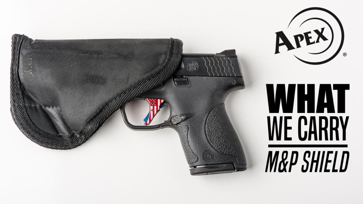 What We Carry: M&P Shield