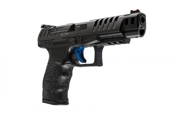 Apex Flat Trigger Compatible With New Walther Q5 Match