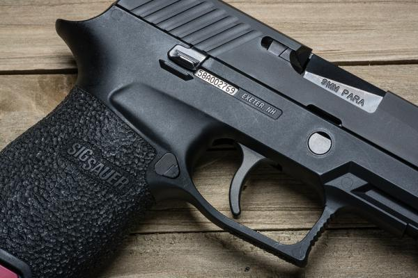 Apex Now Shipping New Curved Advanced Trigger for Sig Sauer P320