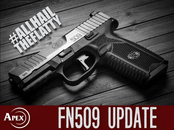 An Update From Apex On The FN 509 Trigger