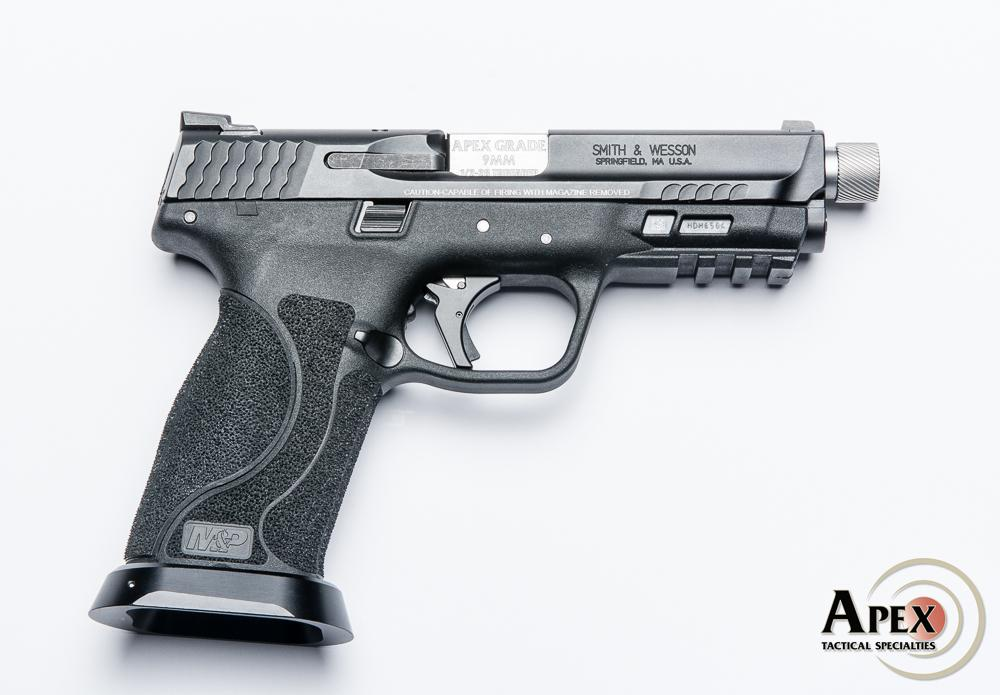 Apex Announces Available Upgrades For New M&P M2.0