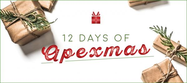 Time To Celebrate The 12 Days Of Apexmas