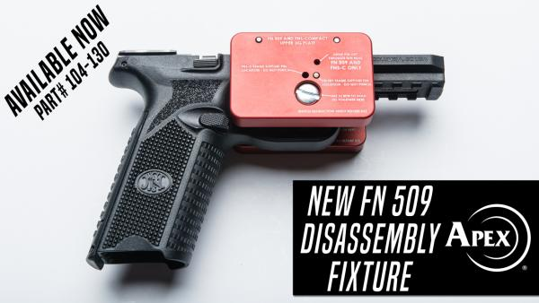 New Armorer's Tool For FN 509