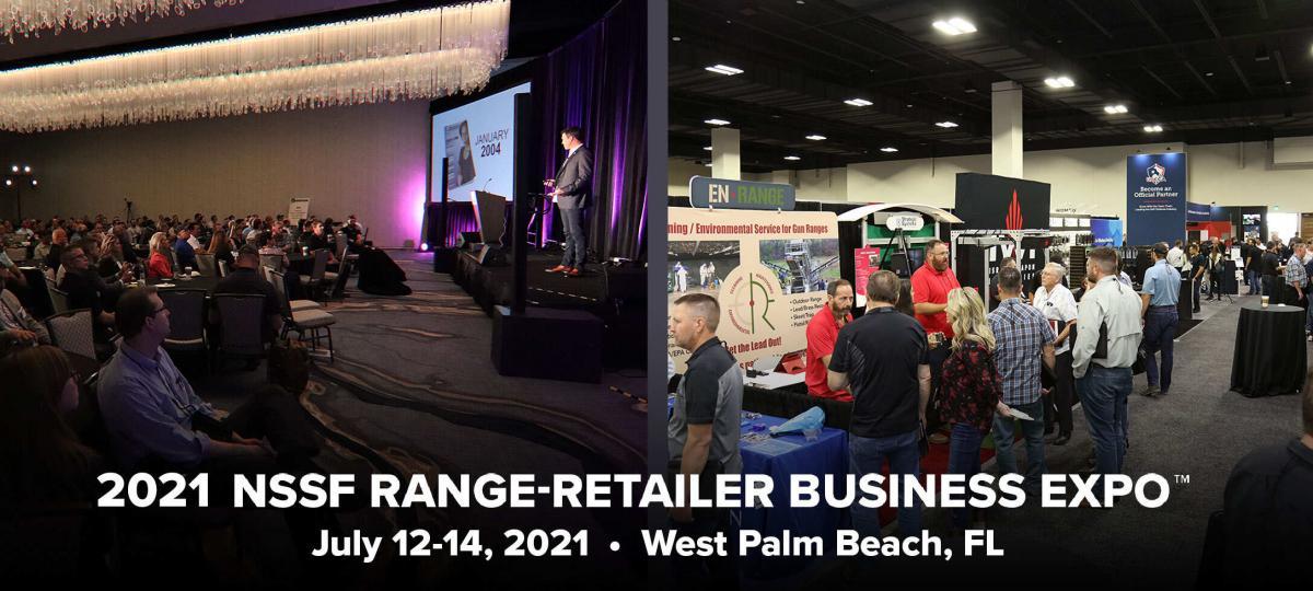 Apex Attending NSSF Range-Retailer Business Expo