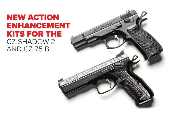 Apex Announces Action Enhancement Kits for CZ Pistols