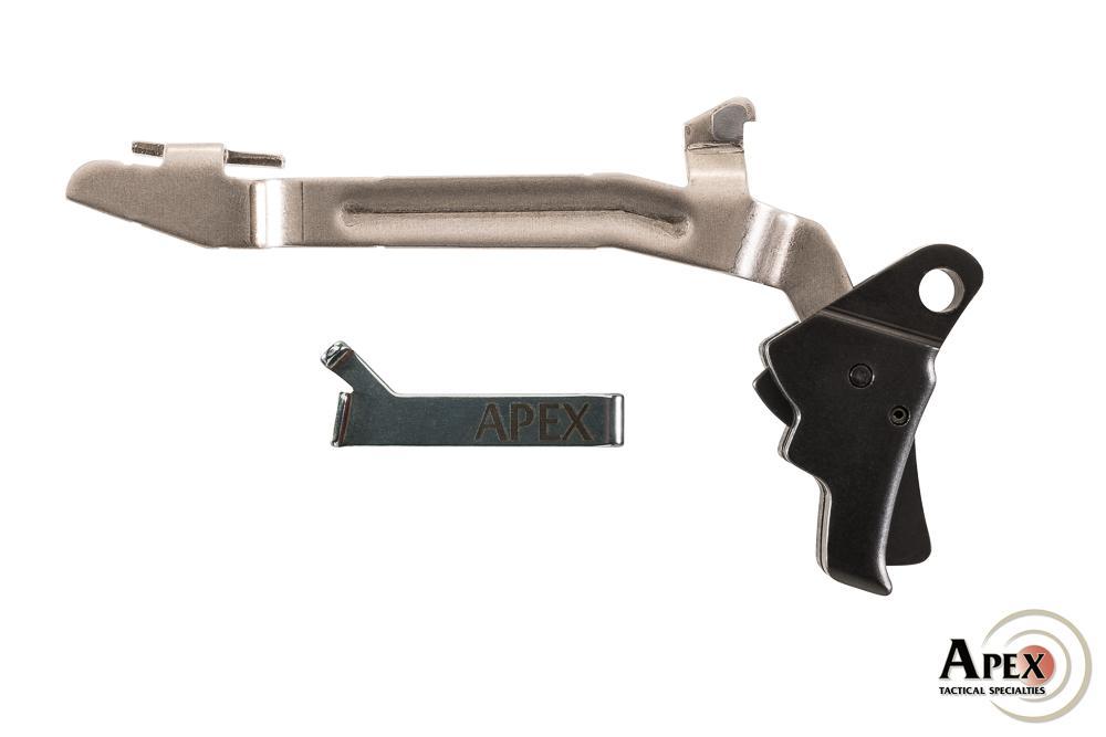 Apex Announces October 16th Release of Gen 5 Glock Trigger