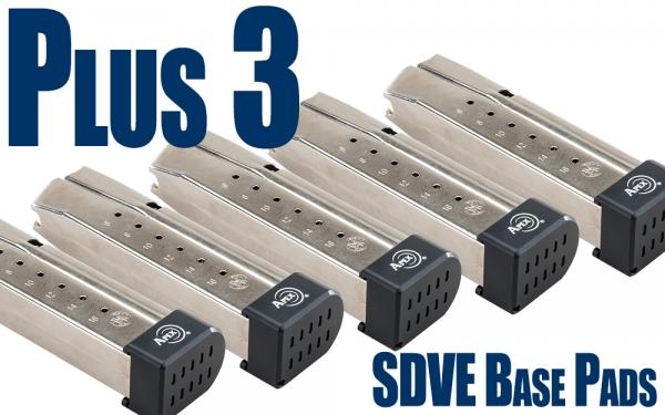 Plus 3 Base Pads For SDVE Available From Apex