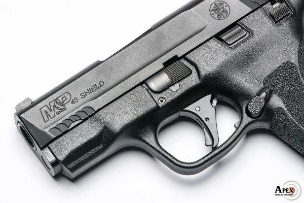 Apex Announces Trigger Upgrades for M&P Shield 45