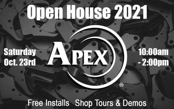 Apex Open House Event Returns