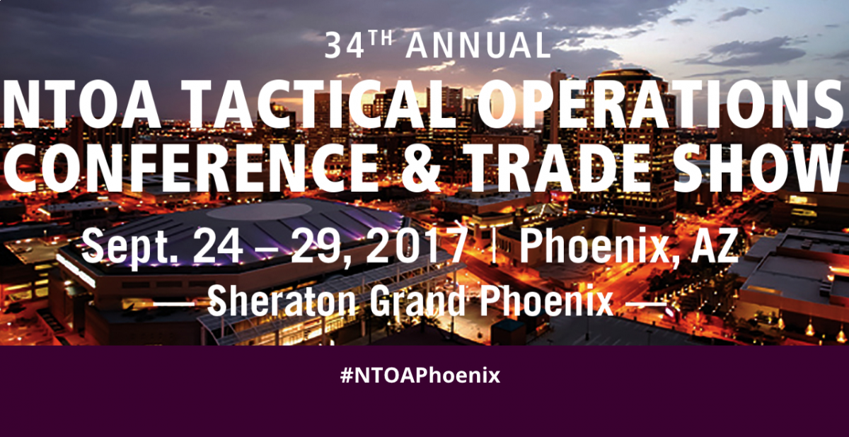 Apex Exhibiting At NTOA's Annual Tactical Operations Conference & Trade Show