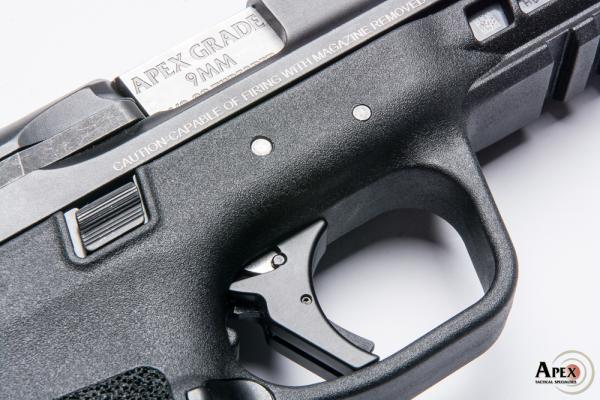 Apex Offers Full Duty/Carry Trigger Kits for New M&P M2.0