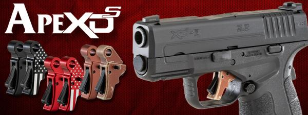 Apex Announces Trigger Kit for Springfield XDs Mod.2