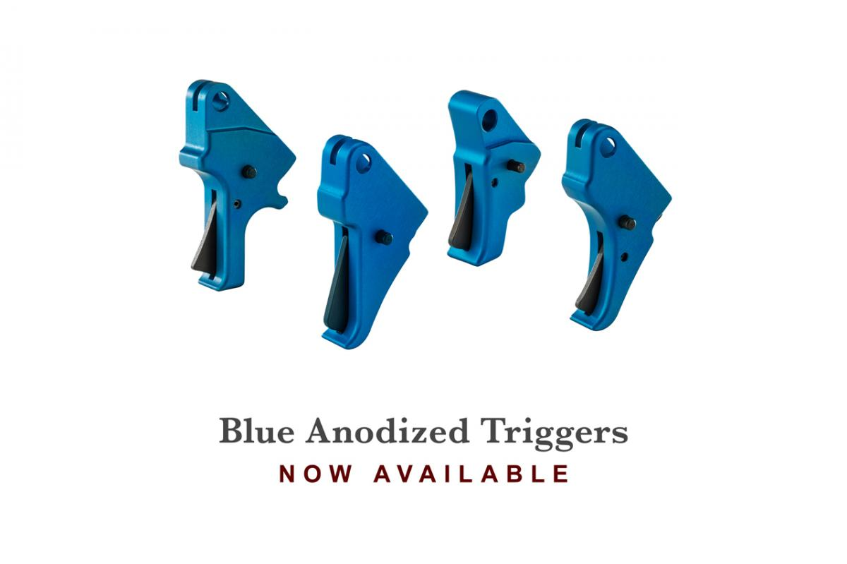 Available Now, Blue Triggers from Apex