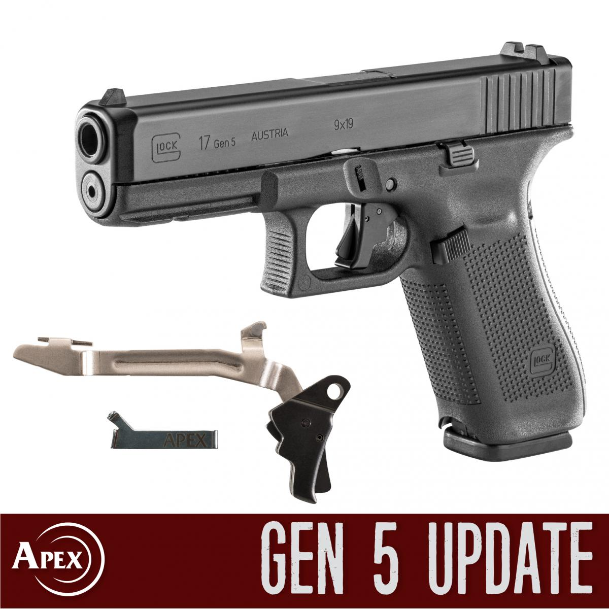 Apex Update On Gen 5 Glock Trigger
