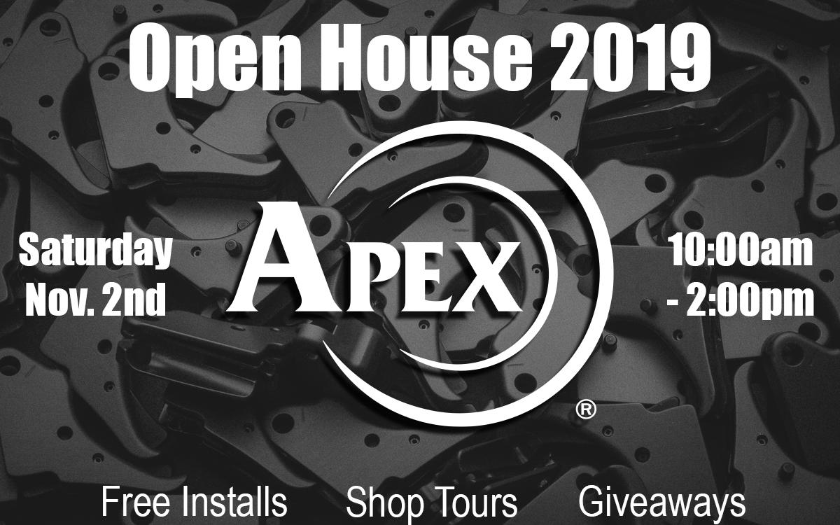 Apex Announces Second Open House Event