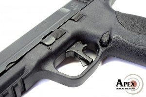 Apex Flat-Faced Forward Set Trigger