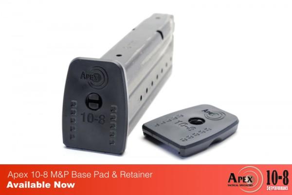 Apex 10-8 M&P Base Pad